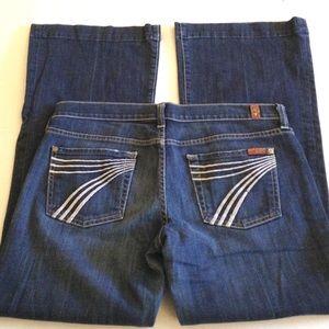 7 For All Mankind, Dojo Jeans 31/30